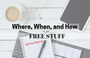 Best ways to get free stuff 11