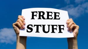 Best ways to get free stuff 8