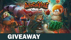 Apocalypse Games Giveaway 2