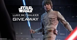 Free Action Figure Giveaway