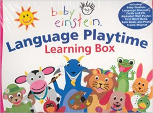 Free Baby Einstein Books