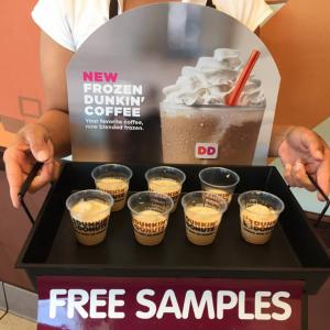 free coffee samples 1
