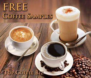 free coffee samples 3