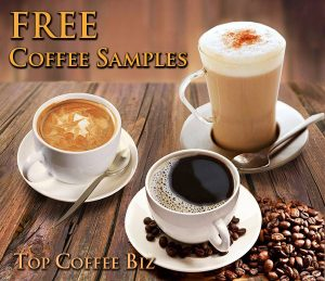 free coffee samples 3