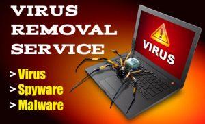 ordinateur portable virus
