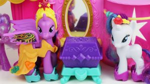 free my little pony toys 2