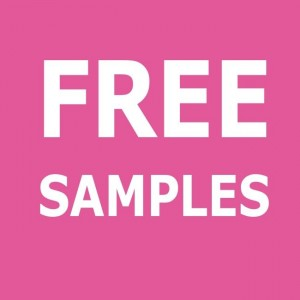 Get Free Samples of Any Product