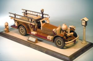 free toy fire truck plans 3