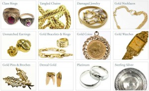front page - free jewelry samples