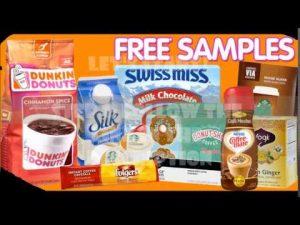 get free coffee samples 7