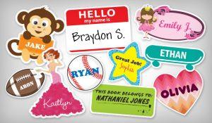 free stickers foto 4