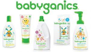 Free Babyganics Samples