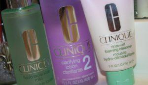 Free Clinique Liquid Facial Soap 2