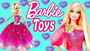 free barbie toys