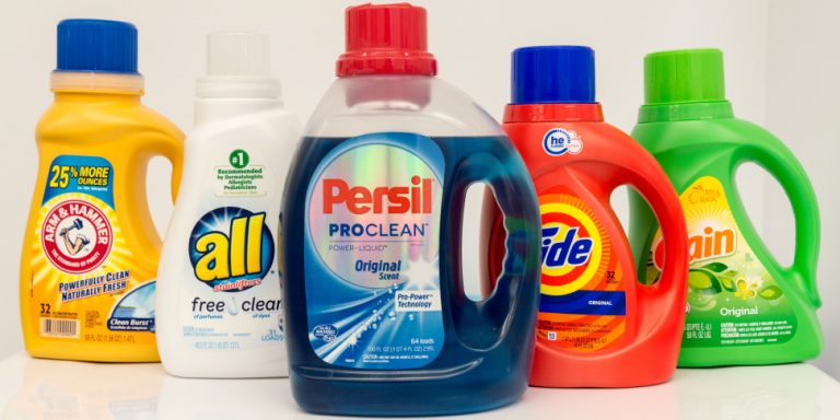Manufacture Detergent and Cleaning Products