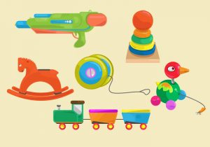 free vector toys 3