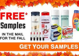 how to get free samples 3