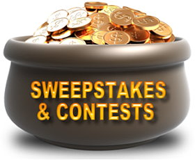 Win Free Sweepstakes