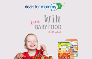 Win free baby sweeps