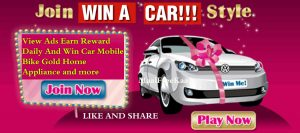 Win free car sweepstakes 2