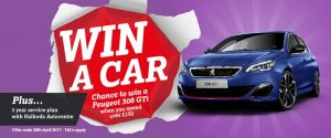 Win free car sweepstakes 3