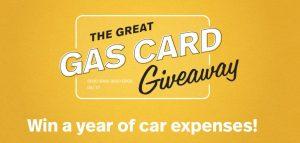 Win free gas 3