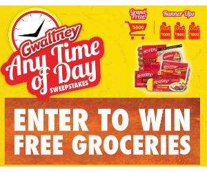Win free groceries 3