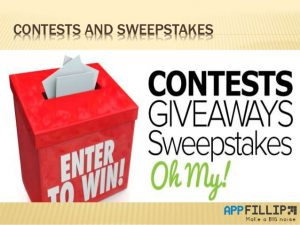 Win free online sweepstakes 2