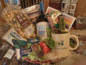 free corporate gift basket