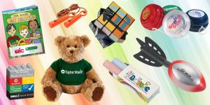 free promo items for kids 3