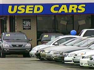 free used car values