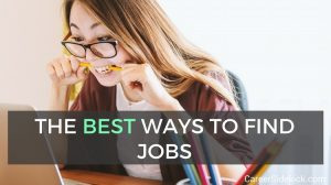 Best ways to get a job fast 1