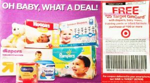 free baby coupons by mail 3