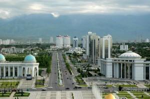 Find free stuff in Turkmenistan