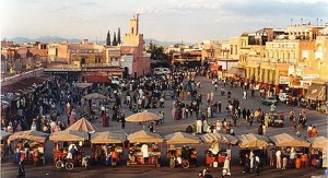 Find free stuff in Morocco