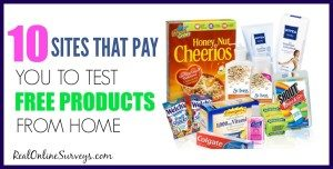 Become a Free Product Tester