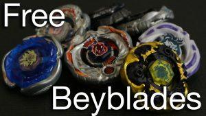 Free Beyblades Toys 3