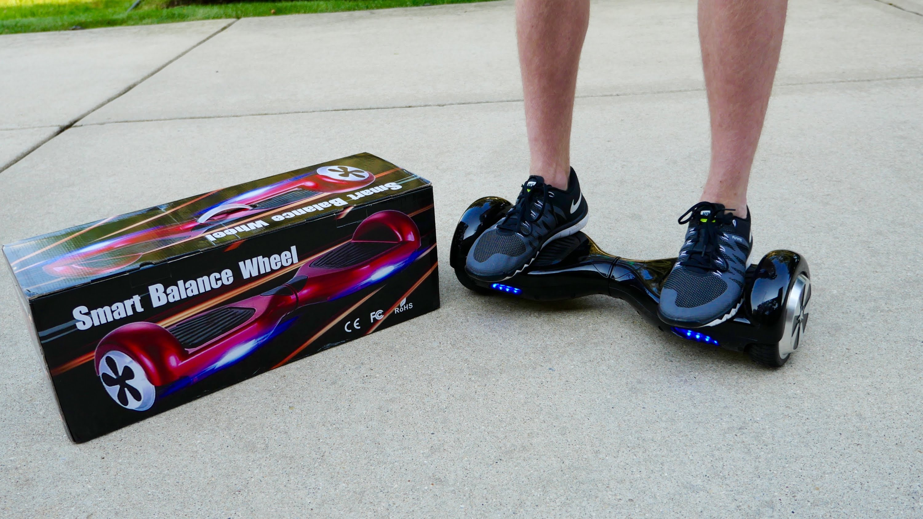 A free hoverboard giveaway