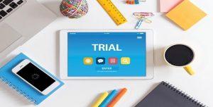 free trials 3