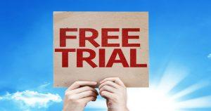 free trials 5