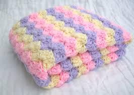 Free Baby Blanket Crochet Patterns