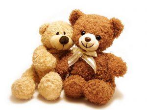 Free Stuffed Teddy Bear 2