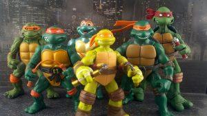 Free Mutant Ninja Turtles Toys 2