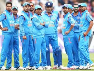 Indian cricket team giveaways