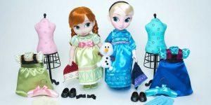 free frozen toys 3