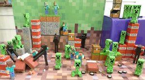 free minecraft toys 2
