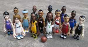 free nba toys action figures 3