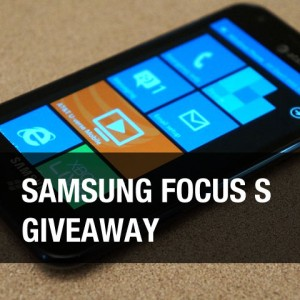 Samsung product giveaways