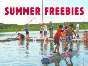 Summer freebies (best)