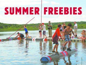 Summer freebies (best)